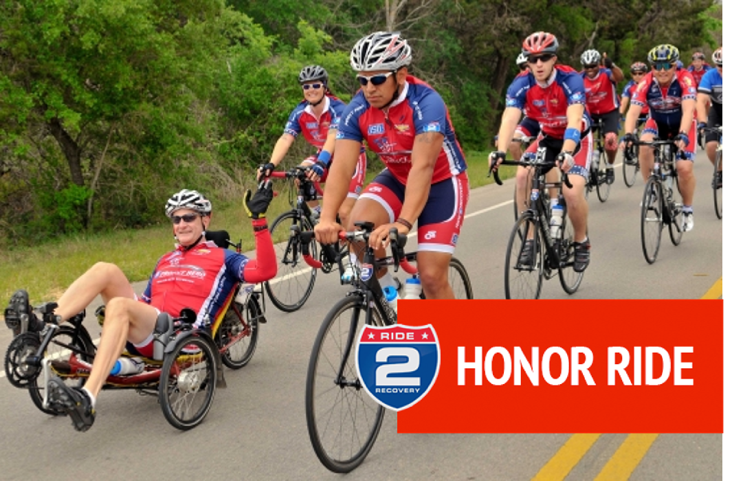 Honor Ride home page picture